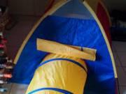 Összecsukható gyerek sátor és alagút