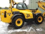2008-as JCB 535-125 HI-VIZ eladó