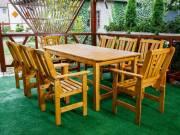 Minőségi kerti garnitúra, terasz bútor
