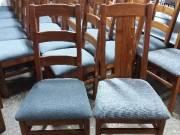 Kényelmes támlás szék