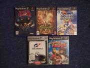 Playstation2 játékok kiegészítők