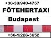 Fő Tehertaxi, szállítás, fuvarozás, bútorszállítás, költöztetés Budapest. 06309404757.