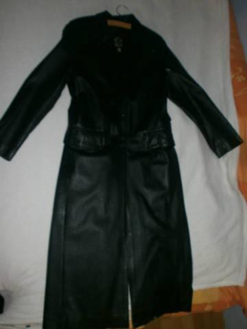 Hosszú női bőrkabát - Sopron - Ruházat 36b456781f
