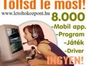 INGYENESEN letölthető szoftverek, mobiltelefon alkalmazások! letoltokozpont.hu