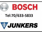 Junkers,bosch gázkészülék szervíz Budapest