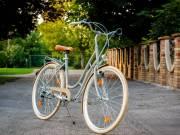 Nosztalgikus női kerékpár Vintagebringa
