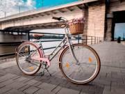 Eladó csajos vintage kerékpár. Vintagebringa