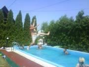 Sarudon szép nyaraló szauna medence jakuzzi