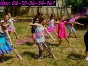 Nyári napközis tánc tábor gyerekeknek
