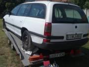 Opel Omega B Caravan 2.0 16 V Centennial automata (1999) szárm. hely : NAV Adóigazgatóság