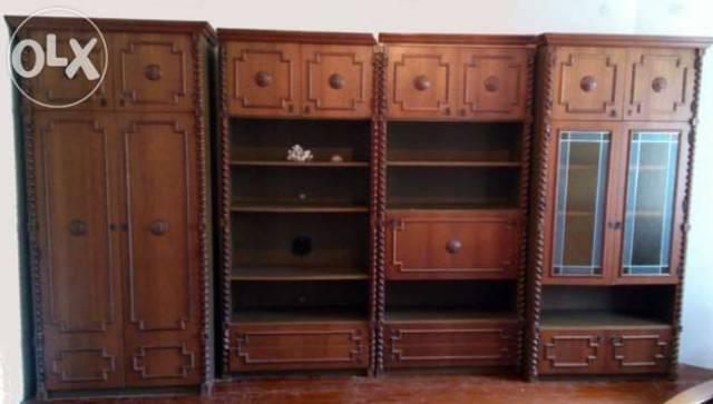 Verona szekrénysor eladó - Szabadbattyán - Otthon, Bútor, Kert