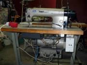 Eladó PFAFF szálvágós gyorsvarrógép! fotó
