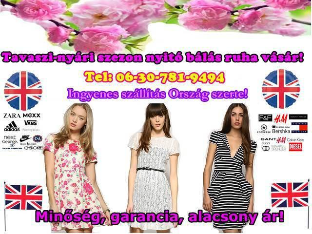 Tavaszi-Nyári használt ruha 20d2f5e2a9