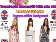 Tavaszi nyári angol használt ruha eladó