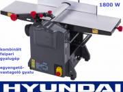Hyundai MBY-10 kombinált faipari gyalugép 1800 W fotó