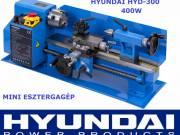 Hyundai HYD-300 mini esztergagép, esztergapad, eszterga 400W fotó