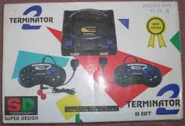 Ending Man Terminator