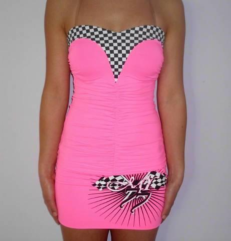 ebd12f58bf My77 pink ruha - Miskolc - Ruházat, Ruha