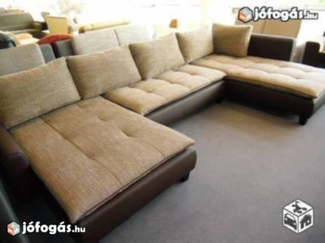 Tudor U alakú és számtalan kanapé eladó nagykeráron - Budapest ...