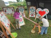 Magyar népi játékok, hagyományőrző fajáték