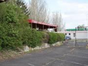 Balatonon Főút mellett  4450 nm ingatlan kereskedelmi hasznosításra eladó