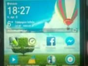 LG P895 fekete androidos telefon fotó
