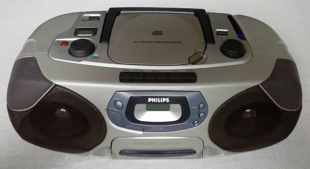 Philips CD-s rádiómagnó eladó - Budapest XI. kerület facdb0c614
