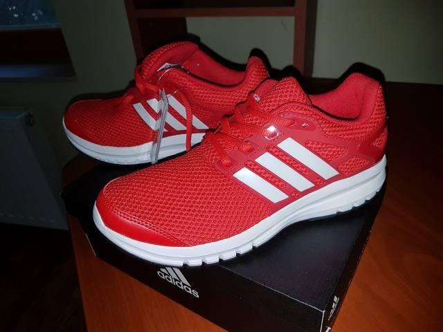 Piros színű Adidas 38-as női vadonatúj edzőcipő dobozában - Budapest XVII.  kerület 0678d9efaa