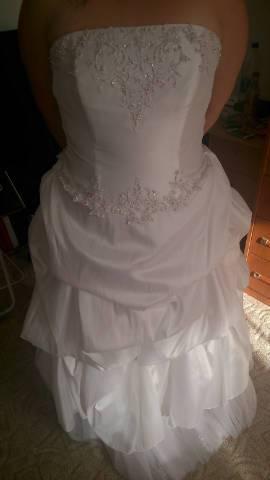 Menyasszonyi ruha eladó - Sopron - Ruházat 380a21d6ad