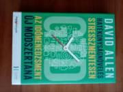 David Allen: Hatékonyságnövelés stresszmentesen - GTD Az időmenedzsment új módszertana  című könyv.
