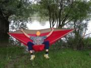 Rimba Bali Trekking FÜGGŐÁGY eladó Bordó- Barna 320-200cm