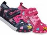 Lány és Fiú vászoncipők