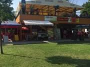 Étterem, pizzéria, fagyizó balatoni strandon eladó! - Balatonfüred