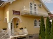 Balatonnál igényesen megépített étterem/lakóház/panzió eladó! - Balatonfüred, 8230