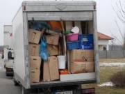 Költöztetés bútorszállítás Balatonfüreden