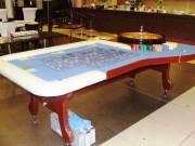 Rulett asztal bérlése rendezvényekre