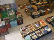 Több ezer könyv 100 Ft.-os áron eladó XVIII. kerületben!