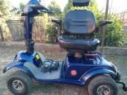 Újszerű Elektra 7000 négykerekű elektromos rokkant moped