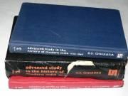 G. S. Chhabra  Advanced study in the history of modern India I II III   /könyv