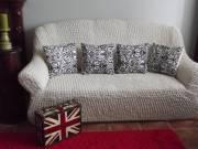 Sztreccs kanapé huzat / bútprhuzat garnitúra