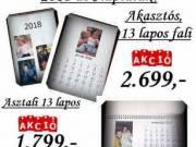 2018-as névnapos naptárak