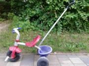 Háromkerekű kerékpár