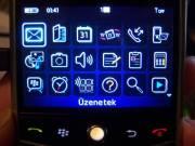 BlackBerry 9000 (Ver.1) 2008 Rendben Működik ha sikerül bekapcsolni !! (30-as) se akku se töltő !!