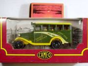 "Corgi Cameo Bedford Bus ""Dorothy"" 1:76 (1993) új (Made in Great Britain)"