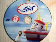 Elias 1. (2005) 2008 DVD (6db epizódrész) jogtiszta (csak kicsit karcos) 2.0 Magyar szinkron