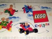 LEGO Explore Katalógus 2001 (417.8244) 12-oldalas