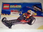 LEGO Leírás 6639 (1995) (877099) Printed in Germany (összeszerelési leírás) 16-oldalas