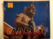 Map of Bangkok (1998) Térkép