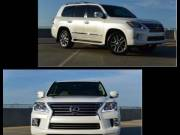 I want to sell My LEXUS LX570 2014 MODEL
