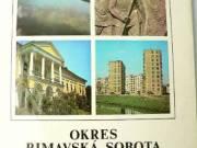 Karol Benicky Okres Rimavská Sobota. / könyv